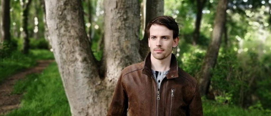 Ewan Mackay Composer Headshot Woodland